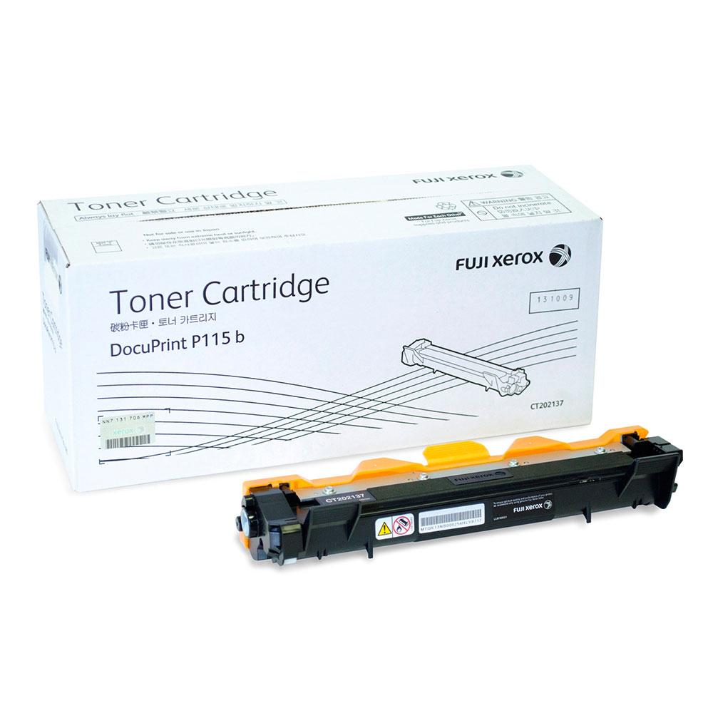 Fuji Xerox CT202137 黑色碳粉匣(可印1000張)